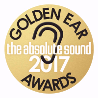 The Absolute Sound        Golden Ear 2017 award